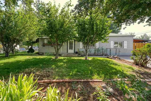 1414 4th Street, Sparks, NV 89431 (MLS #200011752) :: Ferrari-Lund Real Estate