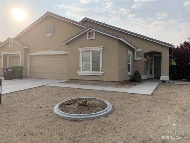 1350 Grassland Rd, Dayton, NV 89403 (MLS #200011801) :: Ferrari-Lund Real Estate