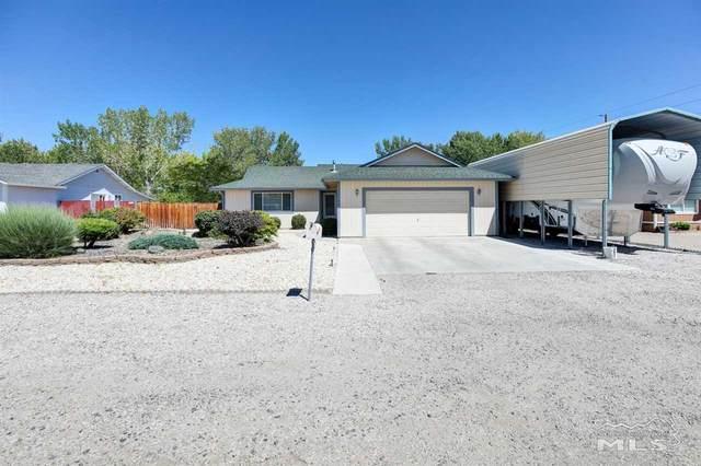 1300 Lattin, Fallon, NV 89406 (MLS #200011813) :: Vaulet Group Real Estate