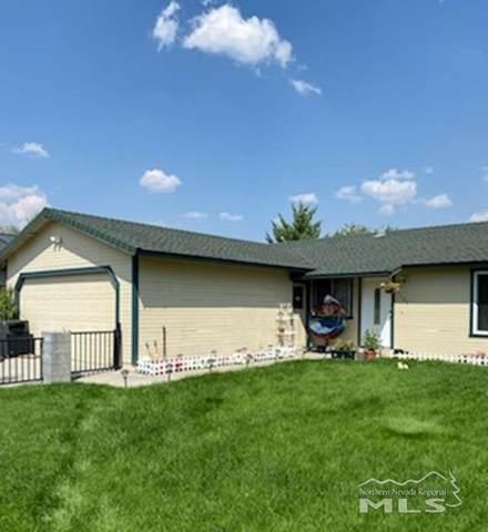 1127 Stanford, Carson City, NV 89701 (MLS #200011824) :: Ferrari-Lund Real Estate