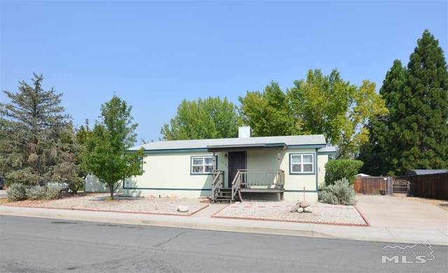 1415 Jewell Ave. Carson City, Nv #89701, Carson City, NV 89701 (MLS #200011833) :: Vaulet Group Real Estate