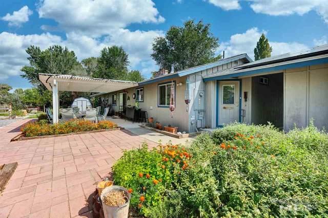 822 Mclean Rd, Fallon, NV 89406 (MLS #200011845) :: Vaulet Group Real Estate