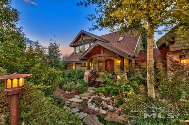 818 Lookout Point Circle, South Lake Tahoe, CA 96150 (MLS #200011855) :: The Mike Wood Team