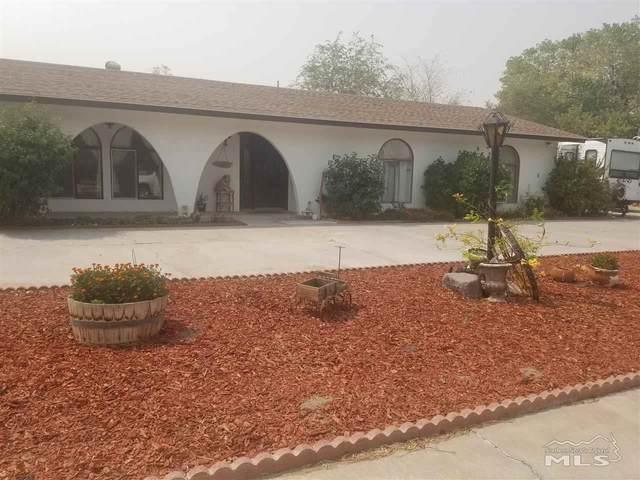 2555 Soda Lake Rd, Fallon, NV 89406 (MLS #200011872) :: Ferrari-Lund Real Estate