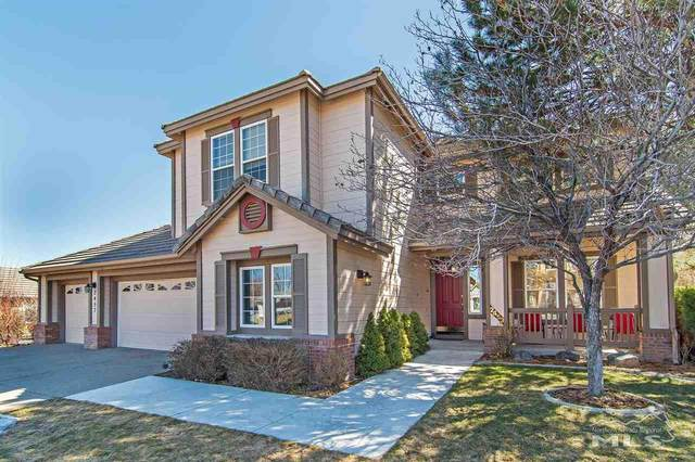 2453 Roxbury Way, Carson City, NV 89703 (MLS #200011883) :: Ferrari-Lund Real Estate