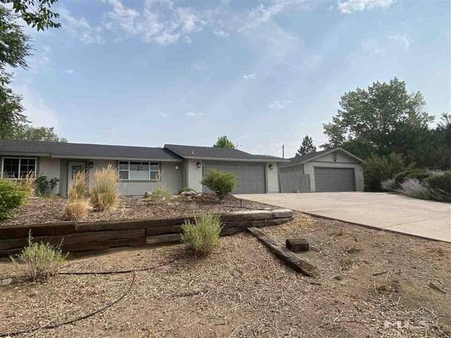 4255 Gander St, Washoe Valley, NV 89704 (MLS #200011916) :: NVGemme Real Estate