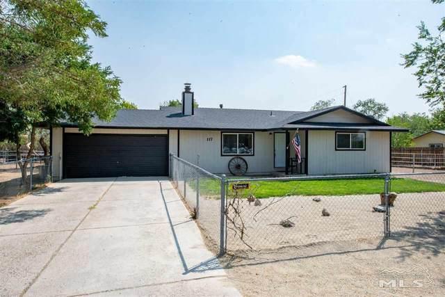 117 Ring Road, Dayton, NV 89403 (MLS #200011918) :: Ferrari-Lund Real Estate