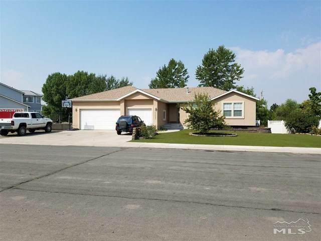 3222 Frontier Street, Winnemucca, NV 89445 (MLS #200011919) :: NVGemme Real Estate