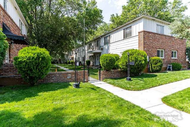 1945     #25 4th Street #25, Sparks, NV 89431 (MLS #200011921) :: Ferrari-Lund Real Estate