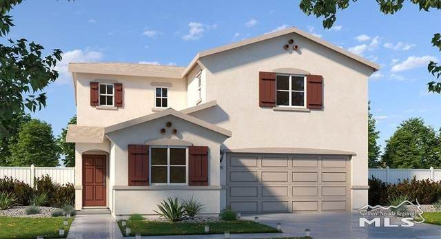 1142 Riders Ct Homesite 245, Sparks, NV 89436 (MLS #200011940) :: The Mike Wood Team