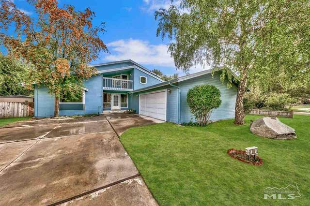 1101 Stagecoach Lane, Carson City, NV 89703 (MLS #200011948) :: Ferrari-Lund Real Estate