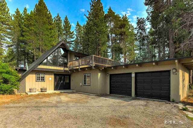 1209 Glenwood Way, South Lake Tahoe, CA 96150 (MLS #200011981) :: Ferrari-Lund Real Estate