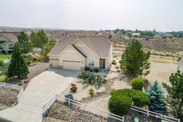 1688 Chiquita, Minden, NV 89423 (MLS #200011988) :: The Mike Wood Team