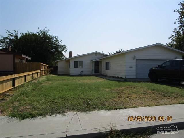511 Rachel Court, Fallon, NV 89406 (MLS #200011994) :: Ferrari-Lund Real Estate