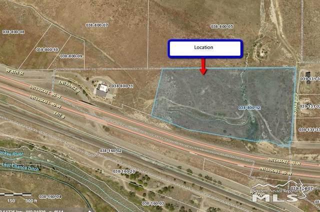 0 Doretta Lane, Reno, NV 89523 (MLS #200012008) :: Chase International Real Estate