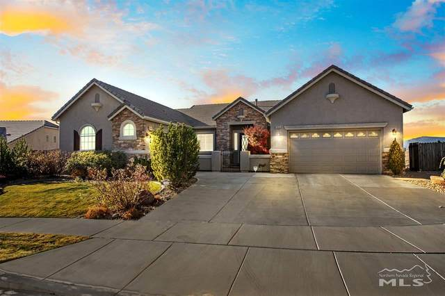 5850 Geode Court, Reno, NV 89523 (MLS #200012053) :: Ferrari-Lund Real Estate