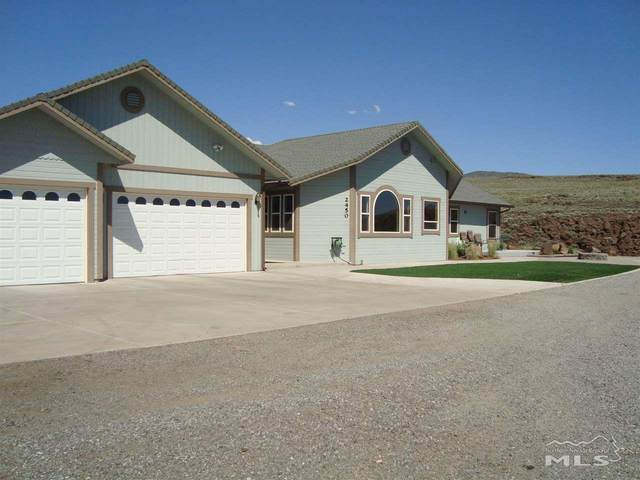 2450 Lucinda Ct., Sparks, NV 89441 (MLS #200012055) :: Ferrari-Lund Real Estate