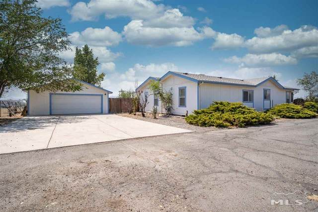 8655 Sante Fe Trail, Stagecoach, NV 89429 (MLS #200012116) :: Vaulet Group Real Estate