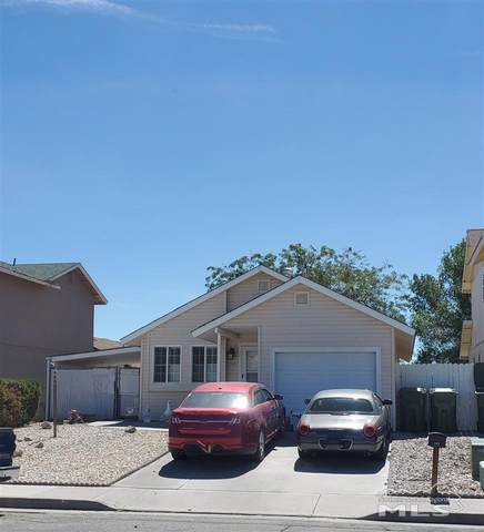 245 Amanda Ln, Fallon, NV 89406 (MLS #200012139) :: The Mike Wood Team
