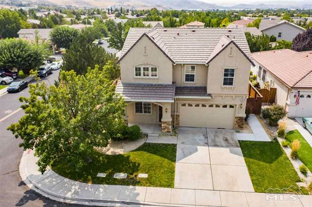 2137 Signa Court, Sparks, NV 89434 (MLS #200012151) :: The Mike Wood Team