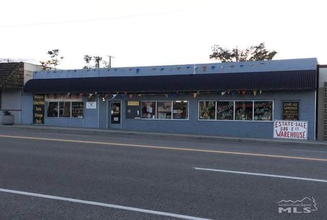 585 E Street, Hawthorne, NV 89415 (MLS #200012158) :: Ferrari-Lund Real Estate
