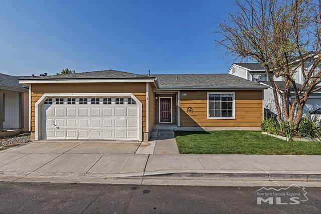 4521 Park Rose, Reno, NV 89502 (MLS #200012164) :: Ferrari-Lund Real Estate