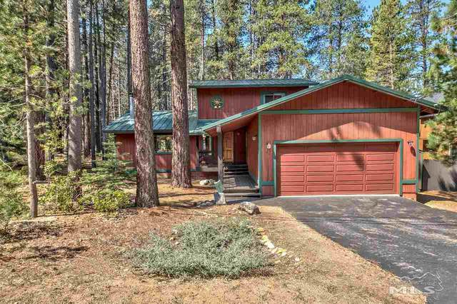 2417 Marshall Trail, South Lake Tahoe, CA 96150 (MLS #200012176) :: Ferrari-Lund Real Estate