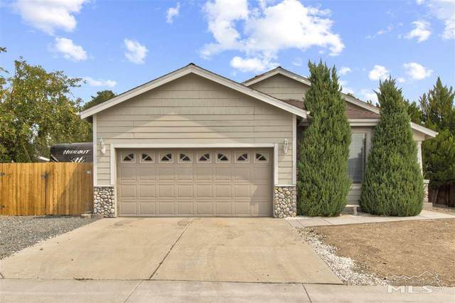520#A Santiago Way, Dayton, NV 89403 (MLS #200012180) :: Fink Morales Hall Group