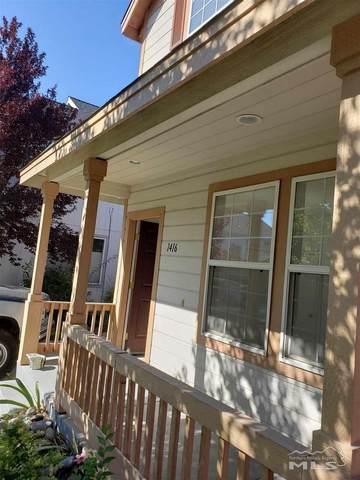 1416 Molly Drive None, Carson City, NV 89706 (MLS #200012190) :: Ferrari-Lund Real Estate
