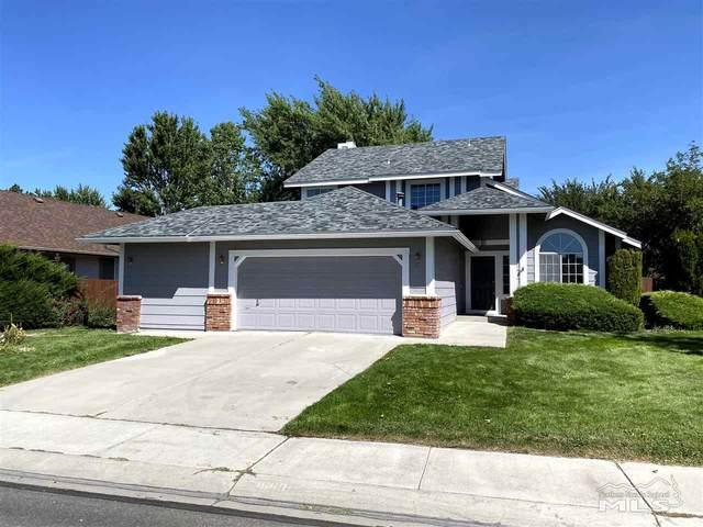 1669 Lantana Drive, Minden, NV 89423 (MLS #200012203) :: Ferrari-Lund Real Estate