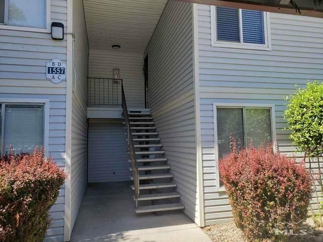 1557 Delucchi Lane D, Reno, NV 89502 (MLS #200012213) :: Chase International Real Estate