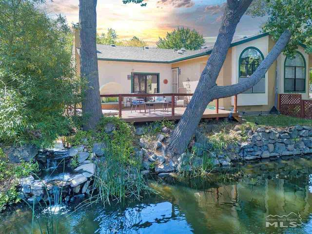 1081 Thompson, Carson City, NV 89703 (MLS #200012243) :: Ferrari-Lund Real Estate