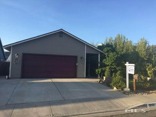 1696 Harper Dr, Carson City, NV 89701 (MLS #200012254) :: Vaulet Group Real Estate