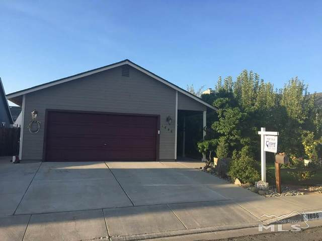 1696 Harper Dr, Carson City, NV 89701 (MLS #200012254) :: Ferrari-Lund Real Estate
