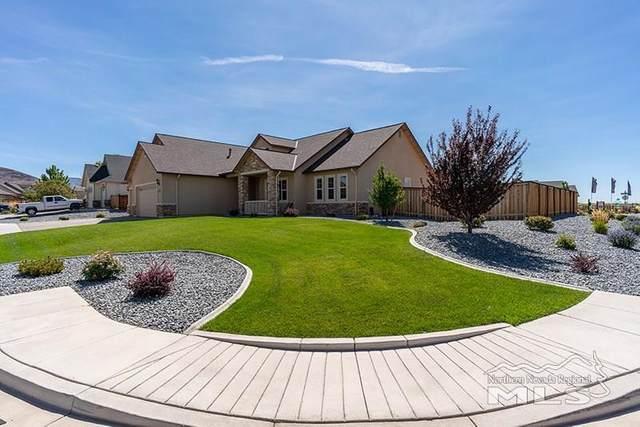 120 Shady Valley Rd, Sparks, NV 89441 (MLS #200012278) :: Ferrari-Lund Real Estate