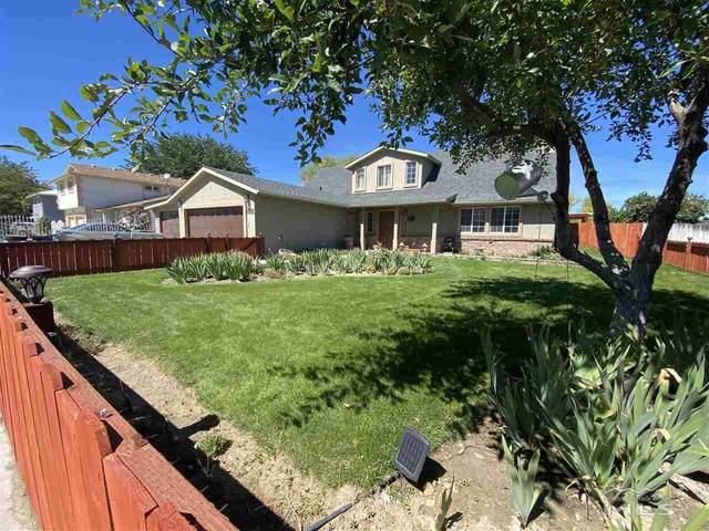 5027 Snowy Mountain Dr, Winnemucca, NV 89445 (MLS #200012279) :: NVGemme Real Estate
