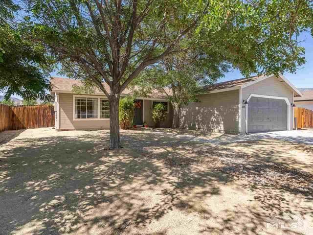 335 Occidental Dr, Dayton, NV 89403 (MLS #200012302) :: Vaulet Group Real Estate