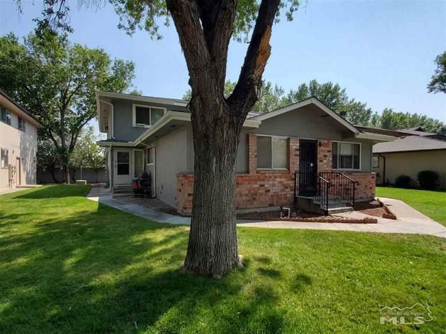 634 Oakwood #3, Sparks, NV 89431 (MLS #200012303) :: Vaulet Group Real Estate