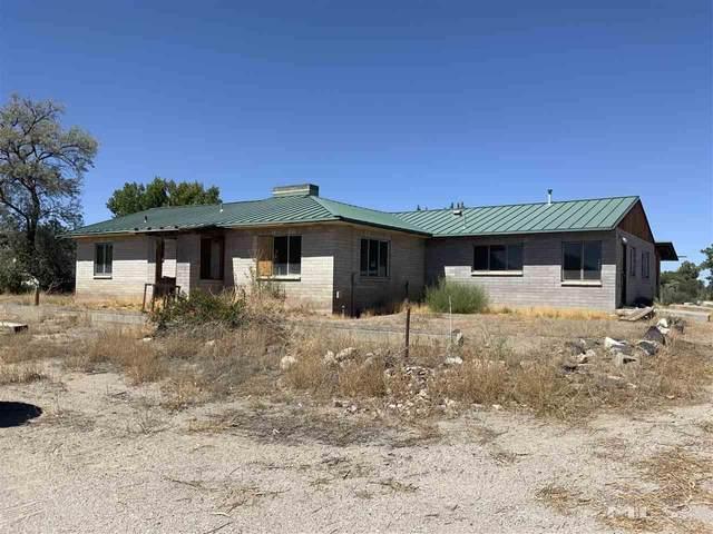 3900 Alcorn Road, Fallon, NV 89406 (MLS #200012311) :: Vaulet Group Real Estate