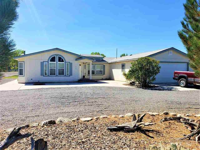 420 Buena Vista, Battle Mountain, NV 89820 (MLS #200012323) :: The Mike Wood Team