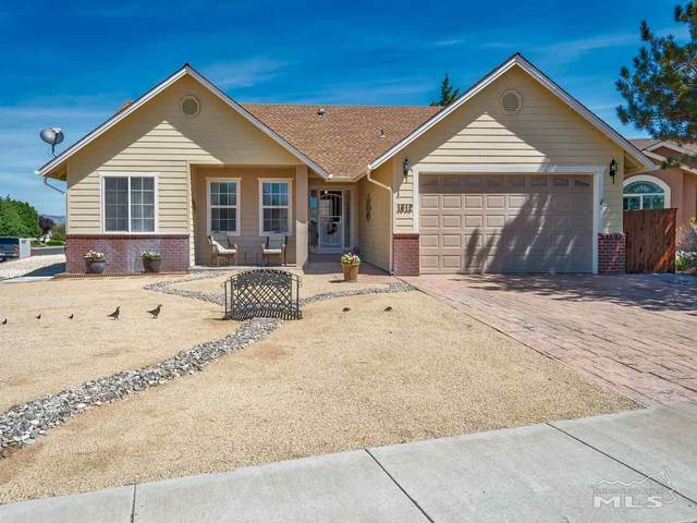 1612 Mary Court Mary Court, Fernley, NV 89408 (MLS #200012324) :: NVGemme Real Estate