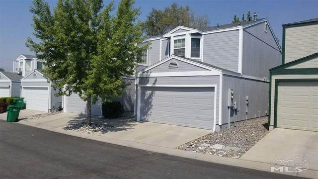 3924 Village Dr #3928, Carson City, NV 89701 (MLS #200012330) :: NVGemme Real Estate