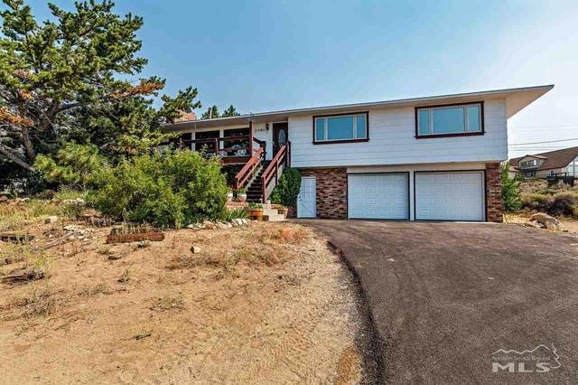 2060 Buckskin Drive, Washoe Valley, NV 89704 (MLS #200012334) :: NVGemme Real Estate