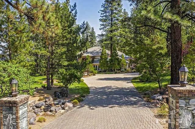 2 Franktown Ct, Washoe Valley, NV 89704 (MLS #200012347) :: Vaulet Group Real Estate