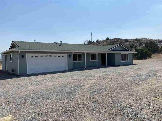 4 Park Drive, Moundhouse, NV 89706 (MLS #200012356) :: Chase International Real Estate