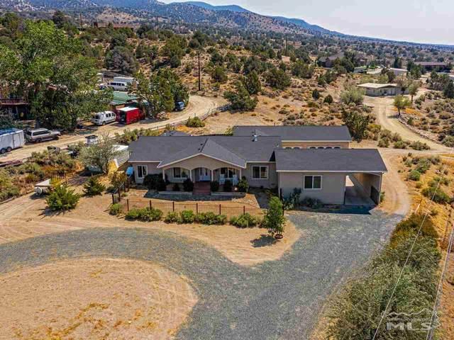 5645 Camus Rd, Carson City, NV 89701 (MLS #200012358) :: Ferrari-Lund Real Estate