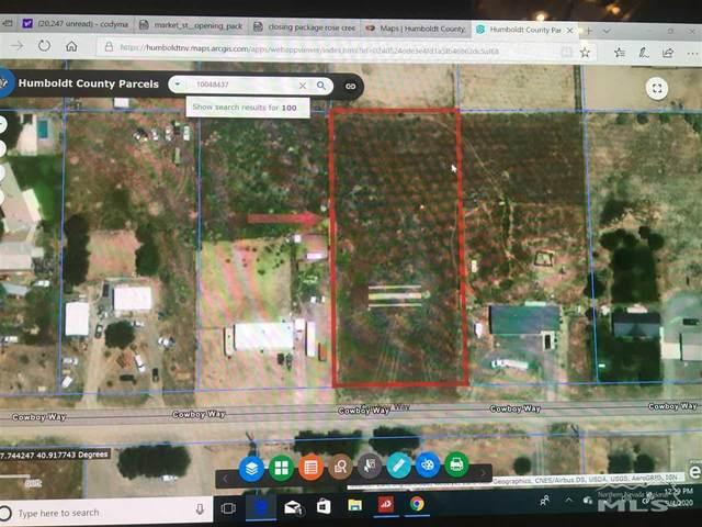 4675 Cowboy Way, Winnemucca, NV 89445 (MLS #200012374) :: Ferrari-Lund Real Estate