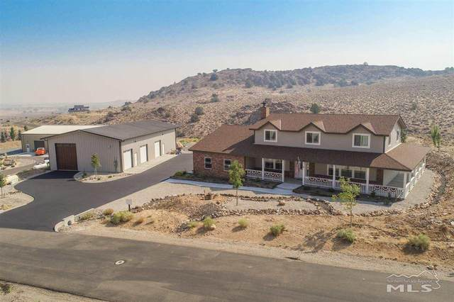 20 Sienna Ct, Dayton, NV 89403 (MLS #200012377) :: Ferrari-Lund Real Estate
