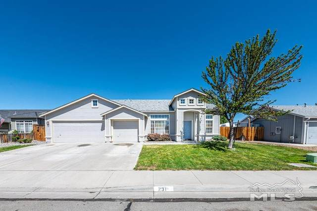 231 Bartmess Blvd, Sparks, NV 89436 (MLS #200012416) :: The Mike Wood Team