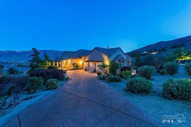 8320 Twin Rock Trail, Reno, NV 89523 (MLS #200012418) :: Theresa Nelson Real Estate